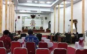 Pansus DPRD Sukamata Awasi Pelaksanaan Anggaran dalam Penangana Covid-19