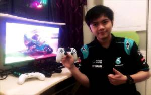 2 Gamer Indonesia Berlaga di MotoGP eSport Global Series
