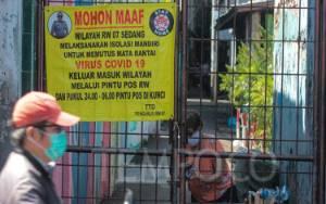 Data Johns Hopkins University: Indonesia Urutan ke-34 Kasus Covid-19