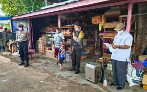 Pemerintah Kecamatan Mantangai Terus Ajak Warga Taati Aturan PSBB