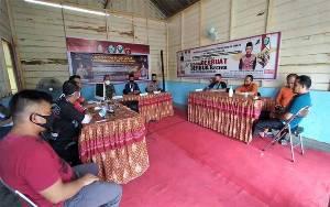 Pemerintah Kecamatan Cempaga Siaga Karhula di Tengah Pandemi Covid-19