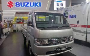 Ambulans hingga Angkot Selamatkan Penjualan Suzuki