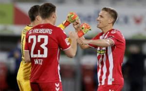 Hasil Liga Jerman: Freiburg Vs Borussia Moenchengladbach 1-0