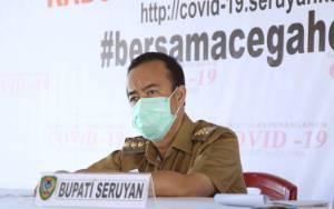 Diduga Sempat Kontak Dengan Keluarga di Samuda, Kadis Kesehatan Seruyan Reaktif