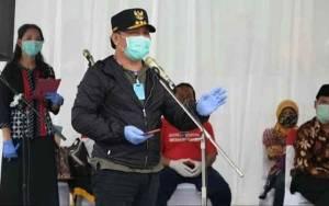Gubernur Kalteng: Perlu Ketegasan Agar Masyarakat Patuhi Protokol Pencegahan Covid-19