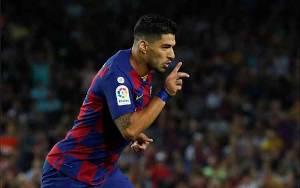Suarez Sudah Siap Tempur, Messi Segera Pulih