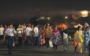 Malaysia Memulangkan Lebih dari 2.000 TKI Ilegal ke Indonesia