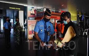 Angkasa Pura I Sosialisasikan 7 Protokol Kesehatan di Bandara