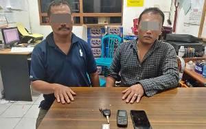 Dua Budak Sabu Diringkus Polisi Setelah Transaksi