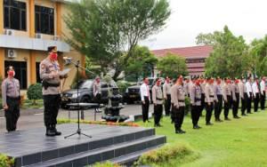 Kapolresta Palangka Raya: Anggota Terlibat Narkoba Akan Ditindak Tegas
