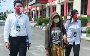 Tersangka Penggelapan Uang Kuliah di Palangka Raya Resmi Ditahan