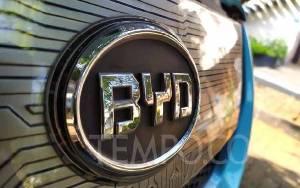 BYD Siap Pasok Baterai Mobil Listrik Jaguar Land Rover