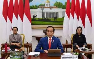 Jokowi Undang Pedagang Kecil ke Istana Bogor, Beri Modal Kerja