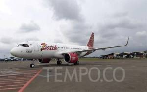 INACA Sayangkan Sanksi Larangan Terbang Batik Air yang Bawa Penumpang Covid