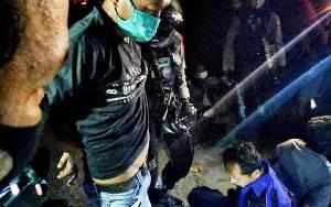Puluhan Penjudi Dadu Gurak di Tilung Dibekuk Polisi