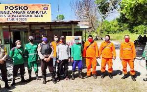 Polresta Palangka Raya Dirikan 7 Posko Rawan Karhutla