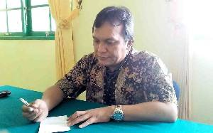 Pasien Isolasi di RSUD Tamiang Layang Jalani Swab Test