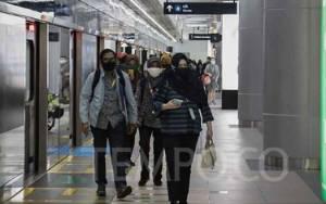 PSBB Transisi Bikin Penumpang MRT Jakarta Naik, Besarannya