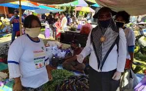 Hanya 2 Lokasi Pasar Mingguan Beraktivitas di Kahayan Hilir