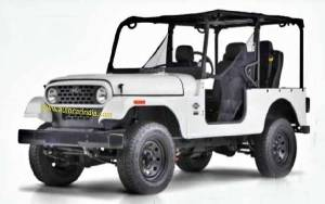 Mobil India Mirip Jeep Wrangler Dilarang Masuk AS