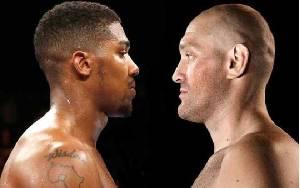 Tinju Dunia Fury Vs Joshua: Ini Prediksi Tyson, Foreman, Holyfied