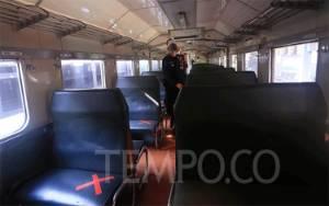 Kereta Jarak Jauh Akan Siapkan Ruang Isolasi Khusus