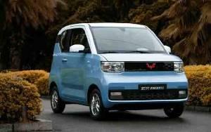 Mobil Listrik Wuling Mini EV Ditawarkan Mulai Rp 60 Jutaan