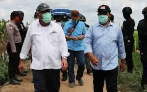 Menteri PUPR: Pemerintah Tidak Salah Memilih Kalteng Jadi Kawasan Ketahanan Pangan Nasional