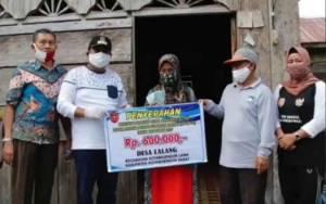 Sejumlah Warga Minta BLT Dana Desa Dibagi Rata