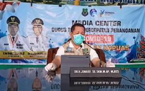 Update Covid-19 Kapuas: Pasien Positif Sembuh Terus Bertambah, 2 PDP Meninggal