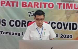 RSUD Tamiang Layang Kini Rawat 2 Pasien Positif Covid-19