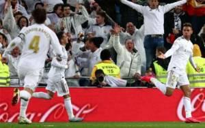 Hasil La Liga Spanyol, Real Madrid Vs Eibar 3-1