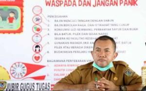 Kepala Dinas Kesehatan Seruyan Dinyatakan Tidak Terinfeksi Virus Corona