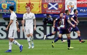 Real Madrid Vs Eibar 3-1, Zidane Kurang Puas