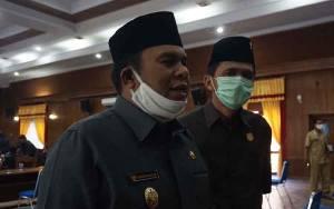 Wakil Bupati Kobar Apresiasi DPRD Telah Bahas 5 Raperda