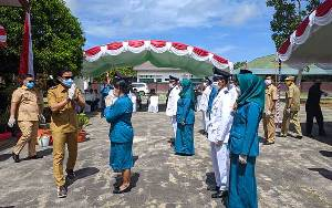 Bupati Kotim: Kepala Desa Baru Dilantik Jangan Lupa Tepati Janji Politik Saat Pemilihan