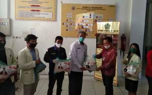 IAHN-TP Palangka Raya Terima Bantuan Sembako dari Anggota DPR-RI Dapil Kalteng