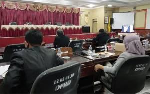 DPRD Barito Timur Adakan Rapat Paripurna Penyampaian Hasil Reses