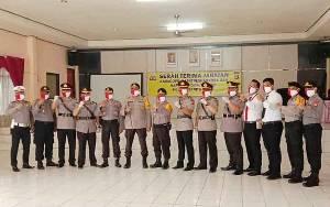 Kapolres Barito Timur: Anggota Terlibat Narkoba akan Ditindak Tegas