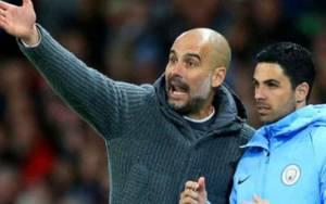 Guardiola: Arteta Tahu Semua soal Manchester City