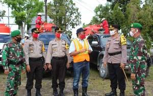 Terpantau Titik Hospot di Kecamatan Pantai Lunci