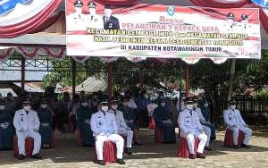 Kepala Desa Baru Dilantik agar Benar Selektif Rekrut Perangkat Desa