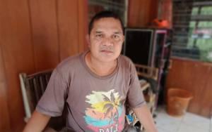 Desa Karang Langit Salurkan BLT DD, Protokol Kesehatan Tetap Diterapkan
