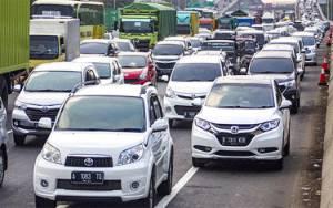 Jasa Marga Catat 100 Ribu Mobil Masuk Jakarta Per Hari