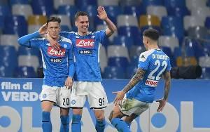 Menang Adu Penalti Vs Juventus, Napoli Juara