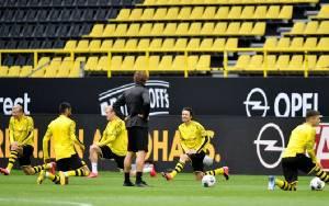Borussia Dortmund Vs Mainz 0-2