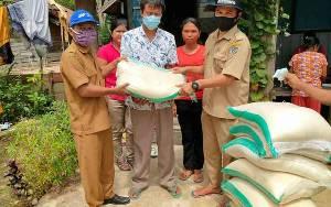 Ini Rincian Penyaluran Bantuan Beras untuk Warga Terdampak Covid-19 di Seruyan