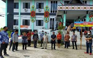 Komisi A DPRD Palangka Raya Kunjungi Kantor Dukcapil Pastikan Pelayanan Kependudukan Maksimal
