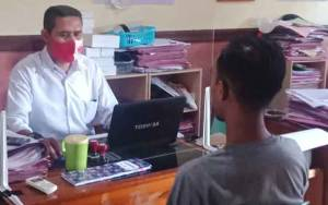 Polisi Tangkap Pemuda Hidung Belang Curi Uang Milik PSK