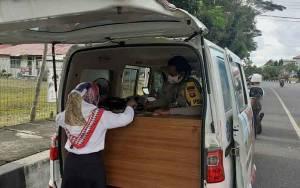 Pelayanan SIM Keliling Polres Kapuas Tetap Dilaksanakan Saat PSBB